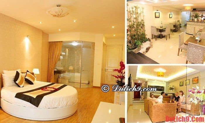 Khách sạn bình dân có vị trí đẹp và dịch vụ tốt gần Quận Ba Đình
