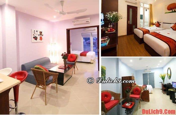 Nên thuê khách sạn nào ở Quận Ba Đình khi du lịch Hà Nội?