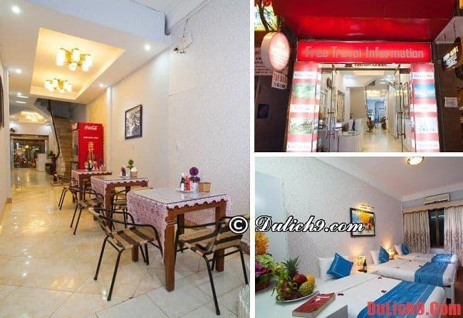Khách sạn giá rẻ có chất lượng tốt ở Quận Ba Đình