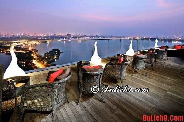 Khách sạn hiện đại, tiện nghi và chất lượng gần Hồ Tây