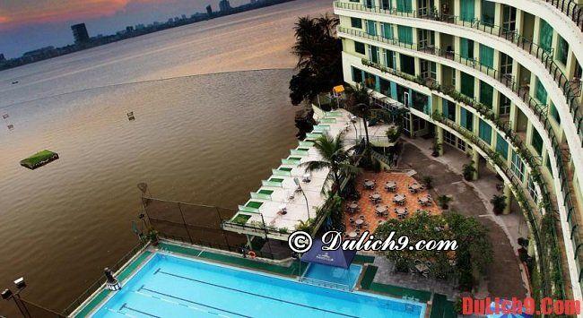 Khách sạn tốt gần Hồ Tây