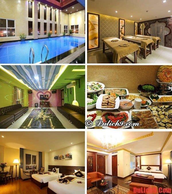 Khách sạn cao cấp đẹp gần trung tâm Đà Nẵng tiện nghi, dịch vụ tốt, giao thông thuận tiện hút khách nhất