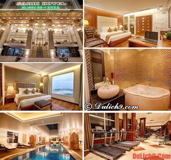 Khách sạn gần trung tâm Đà Nẵng sang trọng, đẹp, tốt, nổi tiếng và được ưa thích nhất