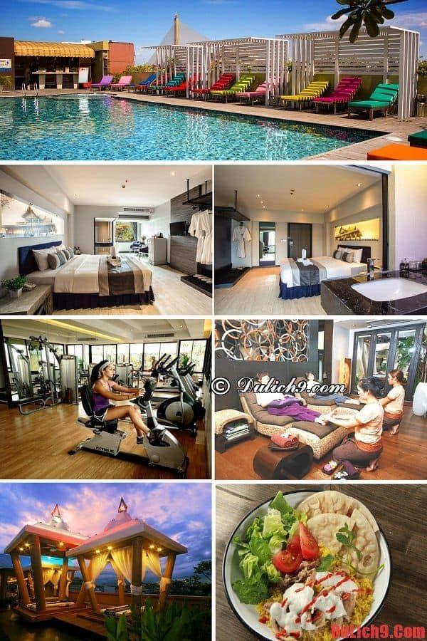 Khách sạn sang trọng, cao cấp, hiện đại, dịch vụ tốt được ưa thích và đặt phòng nhiều gần trung tâm Khaosan, Bangkok