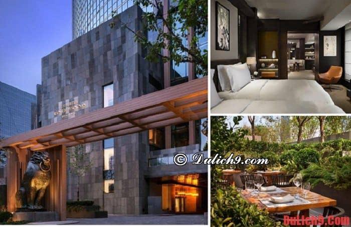 Khách sạn nổi tiếng ở Bắc Kinh