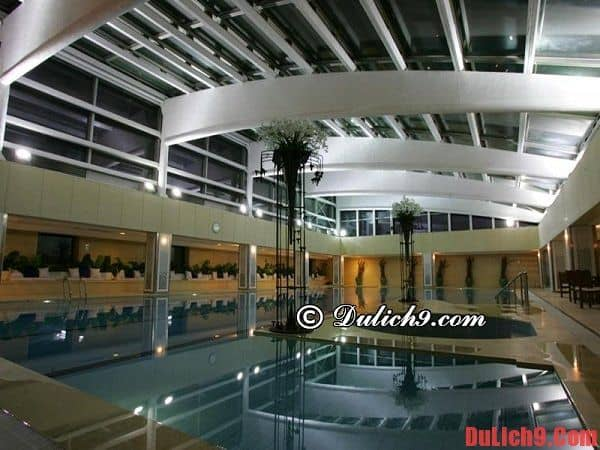 Raffles Beijing Hotel - Khách sạn cao cấp ở trung tâm Bắc Kinh tiện nghi, có bể bơi, giá tốt. Nên ở khách sạn nào khi du lịch Bắc Kinh?