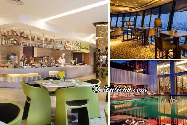 Khách sạn cao cấp ở Singapore gần ga tàu điện ngầm MRT - Orchard