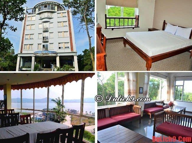 Khách sạn giá rẻ ở đảo Tuần Châu