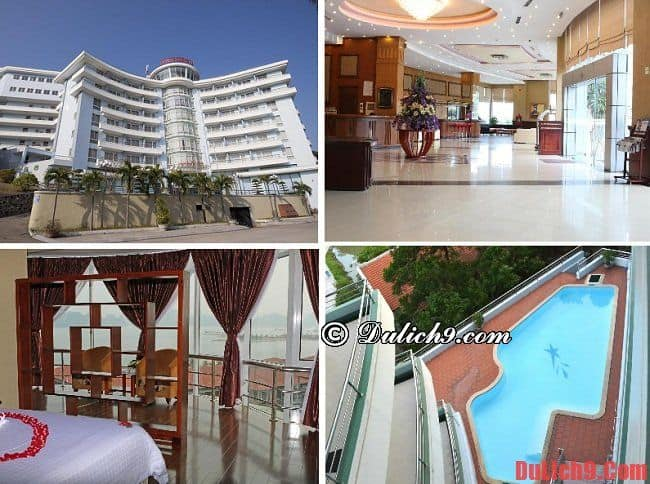 Khách sạn 4 sao nổi tiếng ở đảo Tuần Châu - Du lịch đảo Tuần Châu nên ở khách sạn nào?