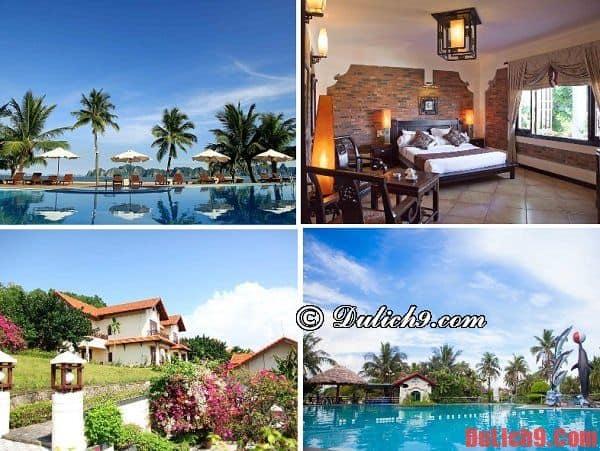 Khu Nghỉ Dưỡng Biệt Thự Đảo Tuần Châu - Du lịch đảo Tuần Châu nên ở khách sạn nào?