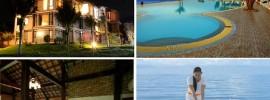 Resort có giá tốt gần biển Tiến Thành, Phan Thiết đẹp, sang, tiện nghi