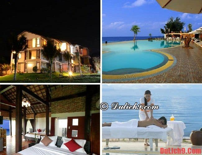 Resort 4 sao gần biển Tiến Thành