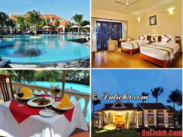 Resort nổi tiếng gần biển Tiến Thành