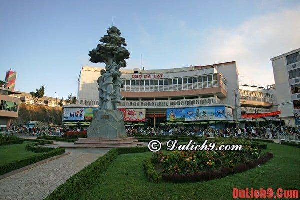 Khách sạn tốt gần chợ Đà Lạt