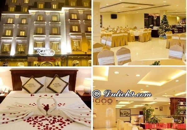 Khách sạn tốt gần chợ Đà Lạt - Gần chợ Đà Lạt có khách sạn nào đẹp, chất lượng tốt?