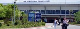 Khách sạn gần sân bay quốc tế Cam Ranh đẹp, sạch sẽ và thuận tiện