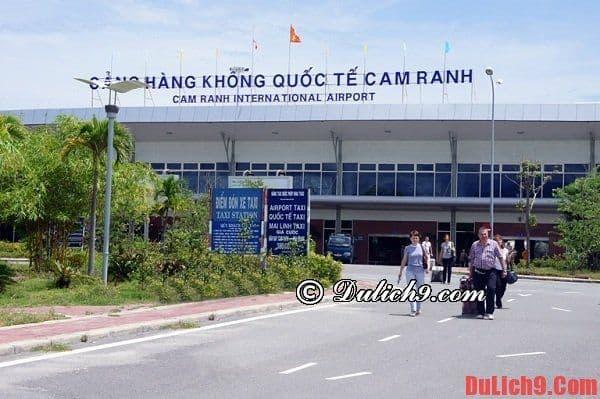Khách sạn gần sân bay quốc tế Cam Ranh. Gần sân bay quốc tế Cam Ranh có khách sạn nào đẹp