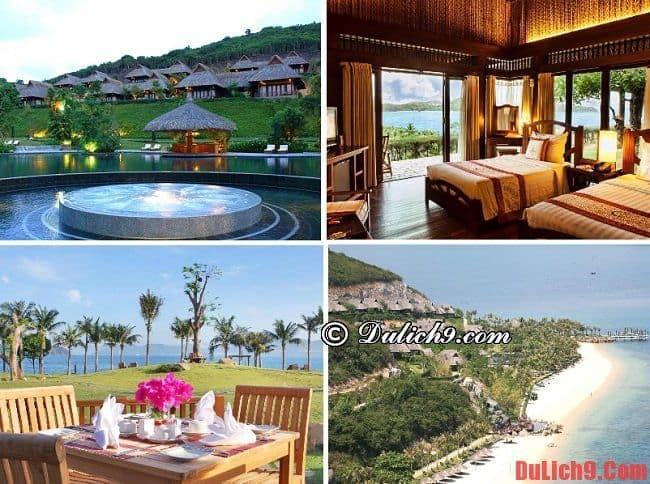 Resort đẹp và tốt gần sân bay Cam Ranh