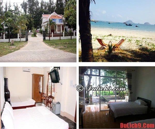 Khách sạn bình dân, giá rẻ tiện nghi ở Côn Đảo có bãi biển riêng. Du lịch Côn Đảo ở khách sạn nào đẹp, tiện nghi?