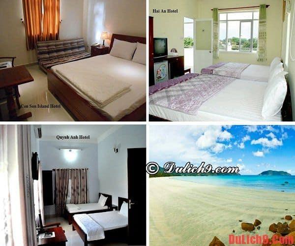 Những khách sạn bình dân, giá rẻ, chất lượng, hiện đại, dịch vụ tốt, gần biển, đi lại thuận tiện nên ở khi du lịch Côn Đảo. Nên ở khách sạn nào khi du lịch Côn Đảo?