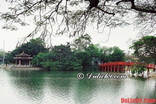 Khách sạn giá rẻ gần Hồ Hoàn Kiếm
