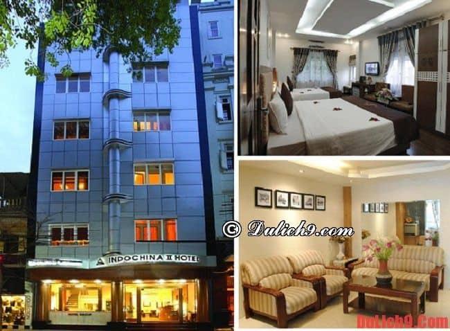 Khách sạn giá rẻ gần Hồ Hoàn Kiếm có vị trí đẹp