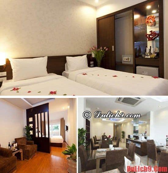 Khách sạn Hà Nội gần Hồ Hoàn Kiếm giá rẻ
