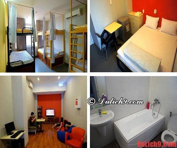 Khách sạn bình dân, giá rẻ tiện nghi, hiện đại, gần trung tâm Đà Nẵng chất lượng, giao thông thuận tiện