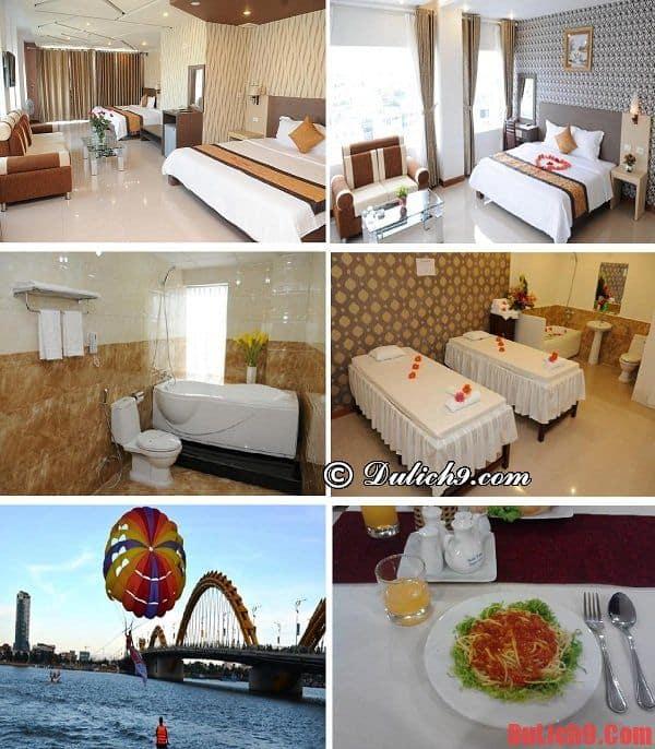 Khách sạn 3 sao bình dân, giá tốt gần trung tâm Đà Nẵng nên ở