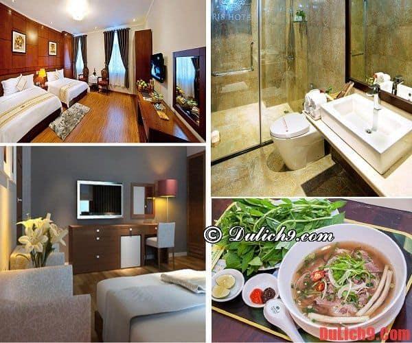 Khách sạn giá rẻ, đẹp, đồ ăn sáng ngon gần trung tâm Đà Nẵng tiện nghi, chất lượng, an toàn