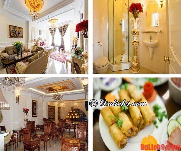 Khách sạn bình dân gần trung tâm Đà Nẵng đẹp, sang trọng, tiện nghi, view phòng đẹp
