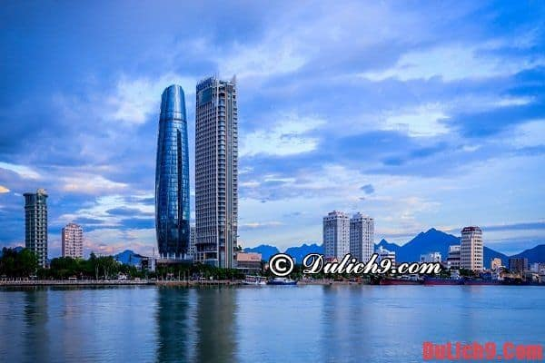 Khách sạn bình dân, giá rẻ gần trung tâm Đà Nẵng tiện nghi, an toàn, sạch đẹp
