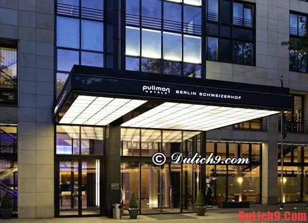 Khách sạn nổi tiếng ở Berlin