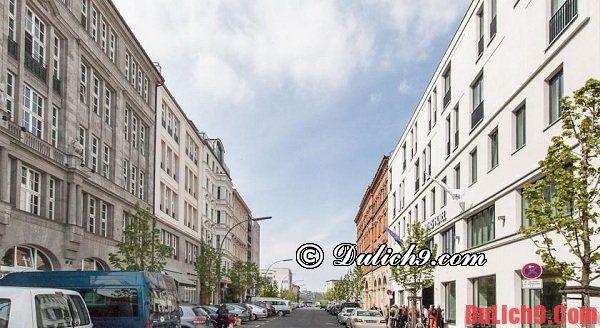 Khách sạn tốt nhất ở thủ đô Berlin