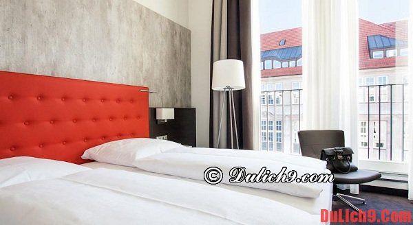 Khách sạn độc đáo ở Berlin