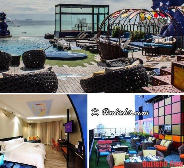 Khách sạn nổi tiếng ở Pattaya