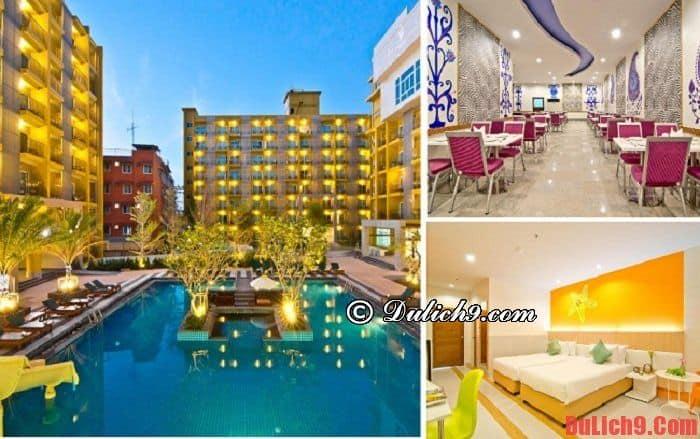 Nên thuê khách sạn nào khi du lịch Pattaya?