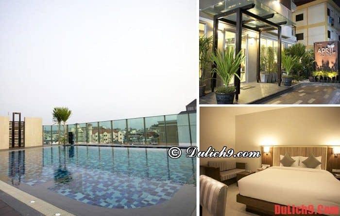 Khách sạn gần biển ở Pattaya