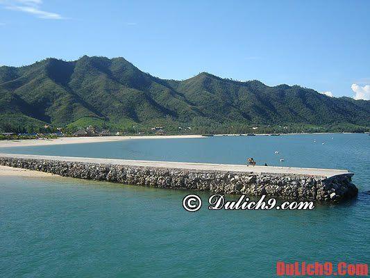 Khách sạn ở đảo Quan Lạn