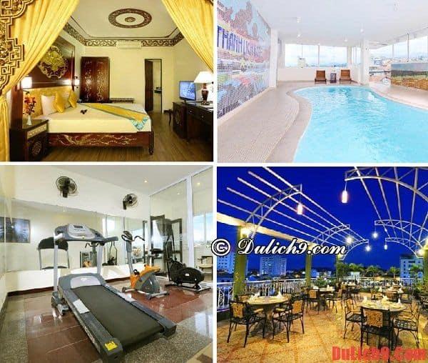 Khách sạn giá rẻ và tốt gần chùa Thiên Mụ
