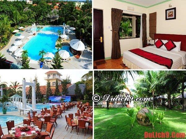 Khách sạn 4 sao gần chợ đêm Dinh Cậu. Gần chợ đêm Phú Quốc có khách sạn nào đẹp?