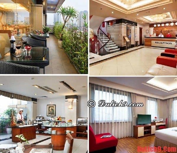 Khách sạn đẹp và chất lượng tốt ở Quận Cầu Giấy. Nên ở khách sạn nào khi du lịch Cầu Giấy?