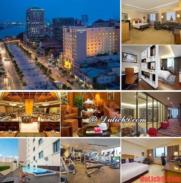 Khách sạn sang trọng, cao cấp, hiện đại, nổi tiếng gần trung tâm Quận 1, Sài Gòn