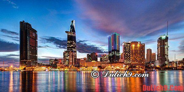 Các khách sạn cao cấp gần trung tâm Quận 1, Sài Gòn đẹp, sang trọng, dịch vụ tốt, được yêu thích