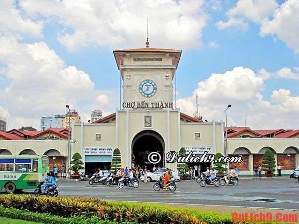 Những khách sạn Sài Gòn đẹp, cao cấp, hiện đại, gần chợ Bến Thành giá dưới 100 USD/đêm