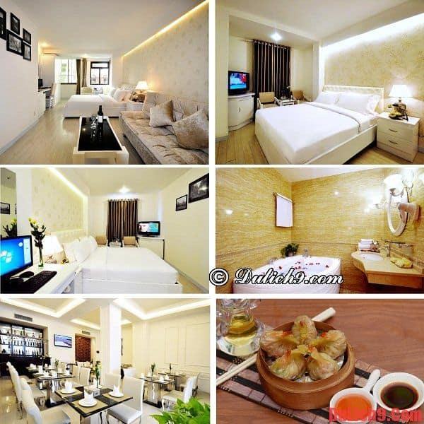 Khách sạn Sài Gòn giá tốt, tiện nghi, chất lượng, đồ ăn ngon, gần chợ Bến Thành
