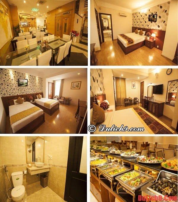 Gần chợ Bến Thành có khách sạn nào tốt? Khách sạn Sài Gòn gần chợ Bến Thành được ưa chuộng và đặt phòng khi du lịch TP.HỒ Chí Minh nhiều nhất
