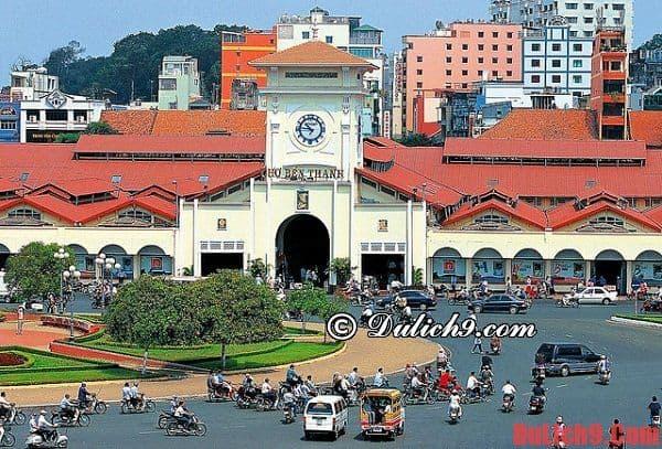 Nên ở khách sạn nào gần chợ Bến Thành? Những khách sạn Sài Gòn hiện đại, tiện nghi, giá tốt gần chợ Bến Thành được ưa chuộng nhất