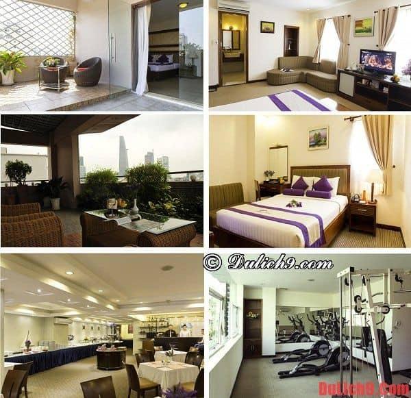 Khách sạn nào tốt gần chợ Bến Thành? Khách sạn Sài Gòn tốt, chất lượng, tiện nghi hiện đại gần chợ Bến Thành nên ở nhất