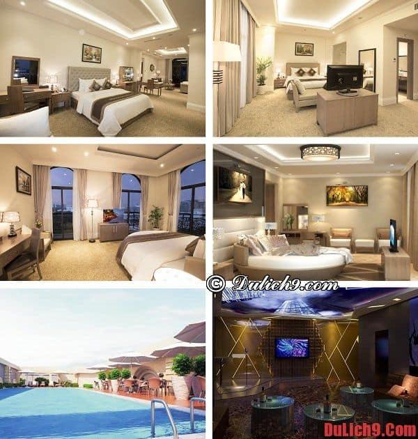 Khách sạn 4 sao cao cấp gần Trung tâm Hội nghị và Triển lãm Sài Gòn đẹp và nổi tiếng